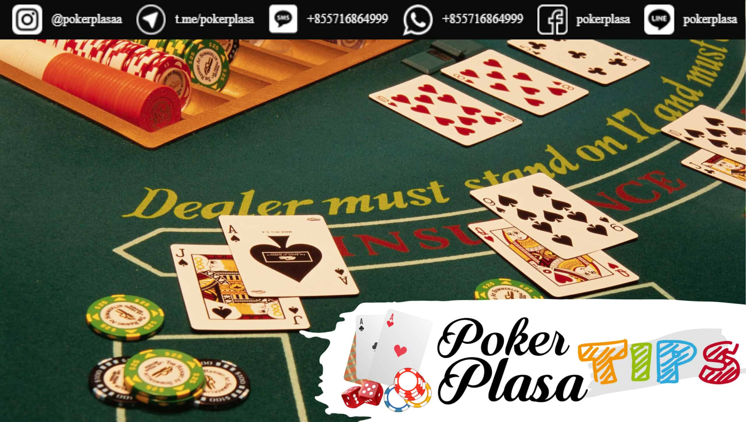 Trick Yang Berguna Didalam Game Blackjack